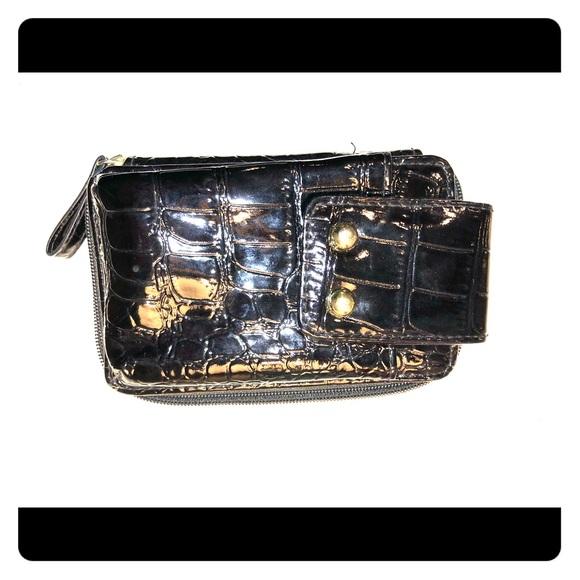 Handbags - Black wallet